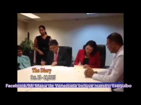 Más noticias de TV Guyana sobre esa nación y Venezuela 12 al 18 Oct 2013