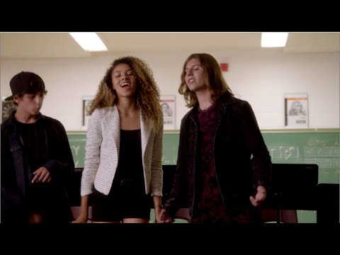 Backstage | Season 1: Episode 12 Clip - Scarlett's Acapella Group