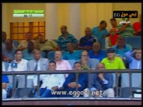 اهداف مباراة الاسماعيلى والمصرى البورسعيدى 2-0