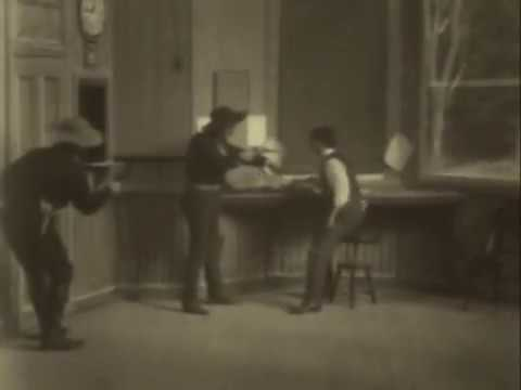 The Great Train Robbery 1903 Full COMPLETE Original Film RESTORED