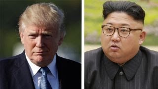 Trump Appears Ready To Take Military Action On North Korea