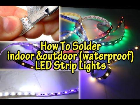 how-to-solder-indoor/outdoor-(waterproof)-led-strip-lights