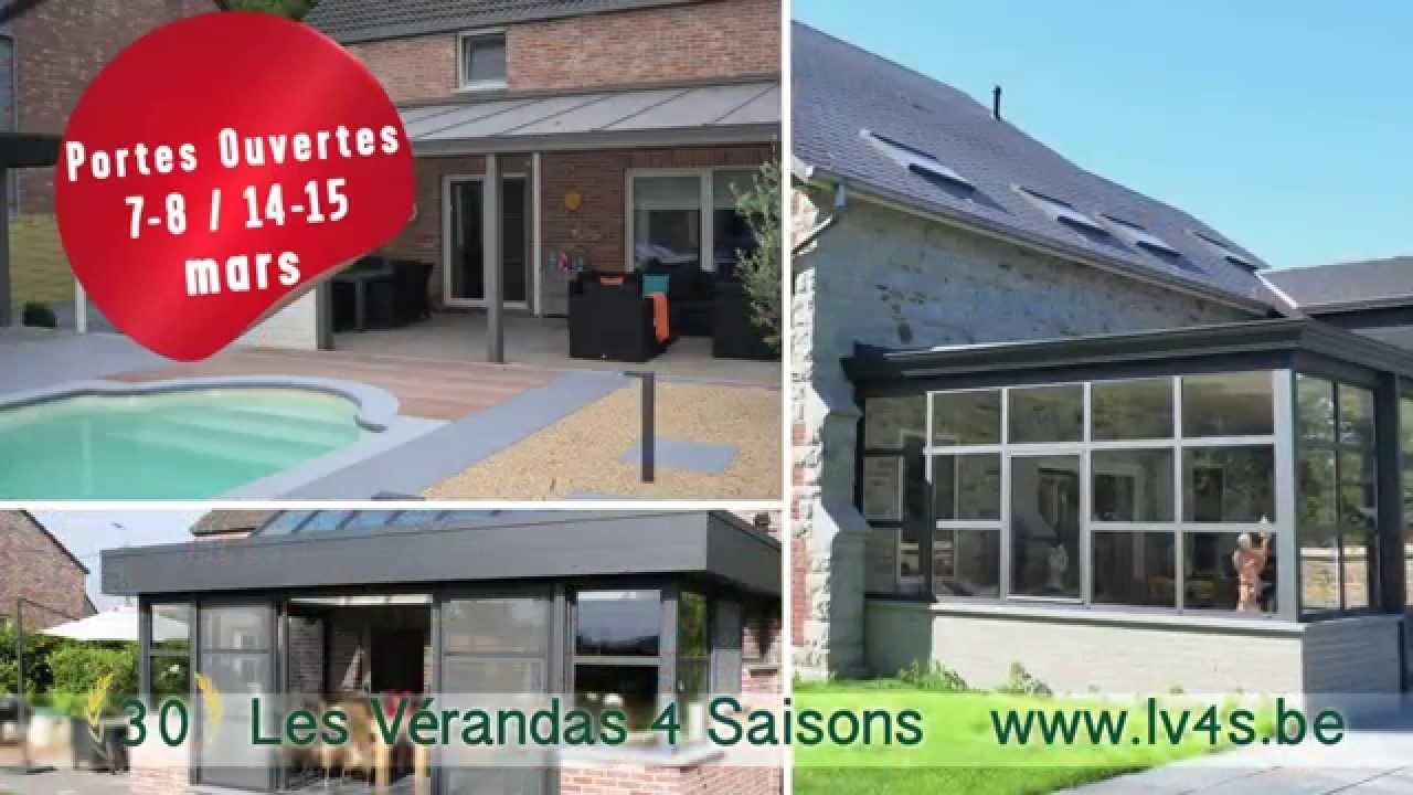 Assez Les Verandas 4 Saisons : leader de la construction de veranda en  JT55