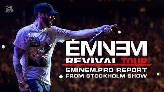 Revival Tour: Eminem.Pro report from Eminem