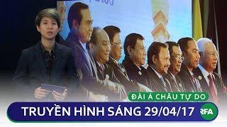 Tin tức thời sự sáng 29/04/2017 | RFA Vietnamese News