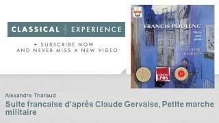 Francis Poulenc : Suite francaise d