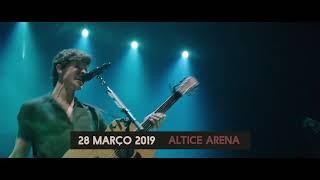 Shawn Mendes em Portugal dia 28 de março de 2019