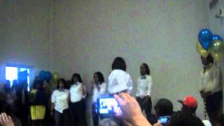 Wiley College Sigma Gamma Rho Probate Spr 2k12 pt2