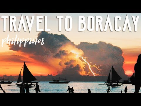 TRAVEL TO BORACAY // American Hit With San Juan Bautista Wat