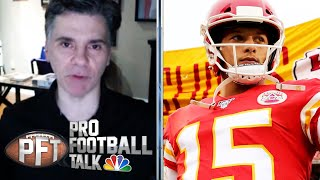 PFTPM: Mahomes signs 10-year extension, clock ticking on 2020 NFL plans (FULL EPISODE) | NBC Sports