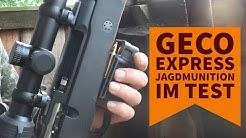 GECO Express in .223 Rem.: Die Hochgeschwindigkeitsmunition im Praxistest