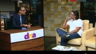 Rakeysh Omprakash Mehra With Komal Nahta