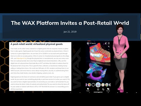 A Year of WAX - June 21 2019 - The Post Retail World