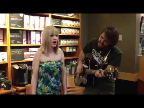 Michael Morse & Laura D'Eramo Live @ Starbucks