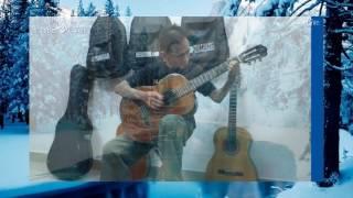 Sầu Đông  _ Guitar solo: Phan Lưu An _ Nhạc của Khánh Băng