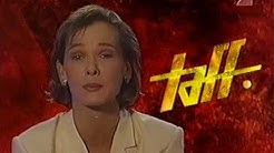 Sabine Noethen Pro7 Trailer taff 1995