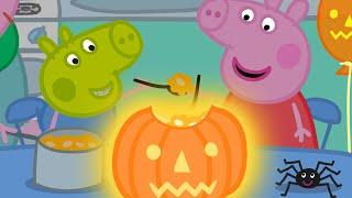 Peppa Pig en Español  BOO BOOs  Episodios completos   Pepa la cerdita