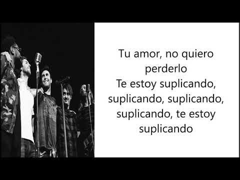 Maroon 5 - Wait (Letra en español)