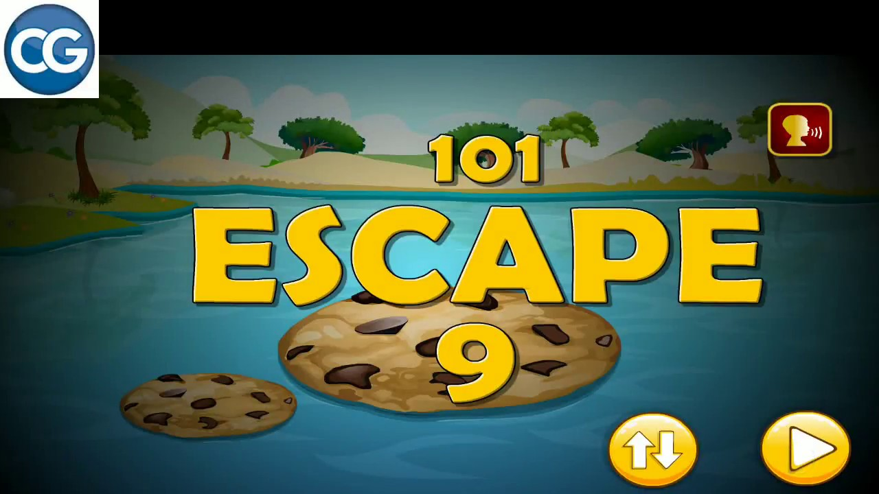 Walkthrough 501 Free New Escape Games Level 9 101 Escape 9 Complete Game Youtube