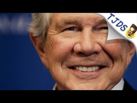 Pat Robertson Blames 'Awful Looking' Women (Oh My God)