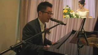 カラオケ「お嫁サンバ」の彼がついにやりました!! 結婚式披露宴でのサプ...