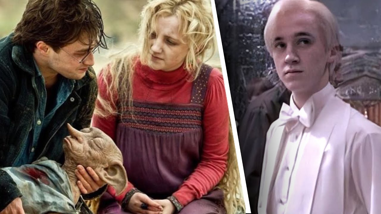 More Harry Potter scenes that should NOT have been cut - Deleted Scenes