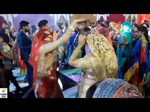 Indian wedding dance from new delhi