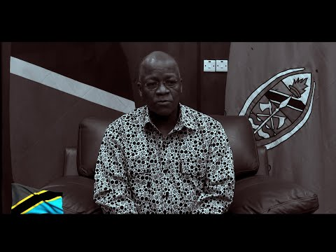 Смотреть клип Alikiba - Wosia Wa Magufuli