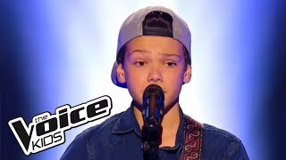 Riptide - Vance Joy | Marco | The Voice Kids 2016 |  Blind Audition