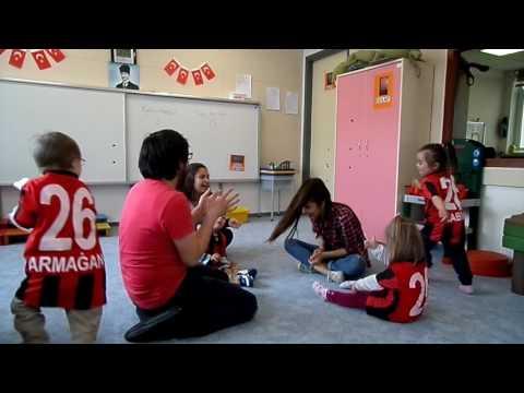 Yağ Satarım Bal Satarım - Çocuk Oyunu - Grup Down - Özel Eğitim - Down Sendromu