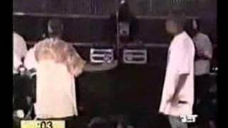 Posta Boy vs Hell Rell (Dipset) (Throwback Battle)