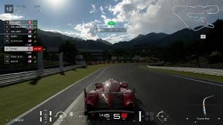 Gran Turismo®SPORT First lap action