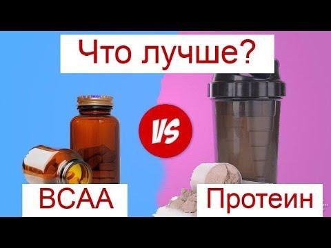 БЦАА (bcaa) или