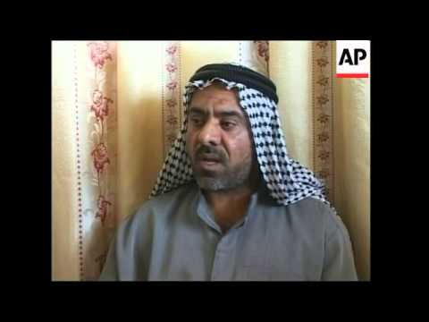 Interview with main witness in trial of Saddam