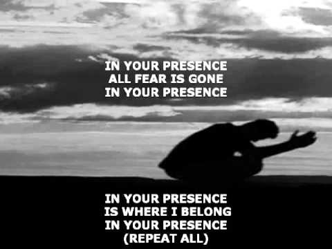 In Your Presence- Jason Upton