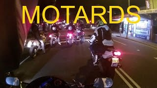 Discovered a bunch of Motards