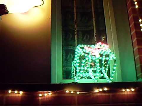 D coration de noel ext rieur 2009 youtube - Youtube decoration de noel ...
