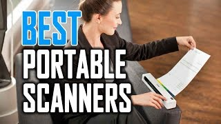 Best Portable Scanners in 2018