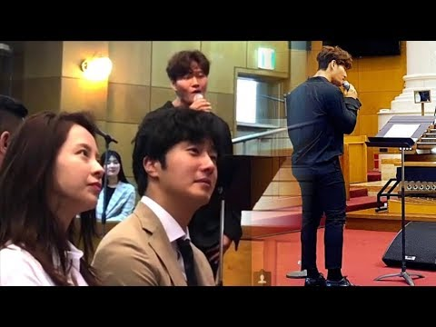 Kim Jong Kook Singing 'Marry Me' (Maktub's) - Song Ji Hyo and Jung Il Woo's Cute Reaction