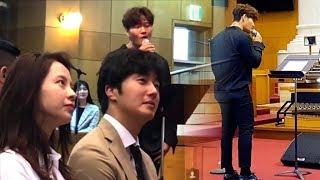 Kim Jong Kook Singing