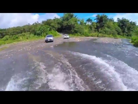 Costa Rica - from Puerto Jimenez to Carate