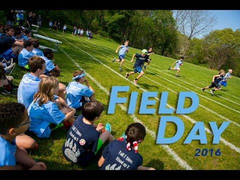 Derby Academy Field Day 2016