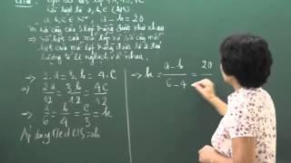 Ôn luyện môn toán lớp 7 - Luyện tập học kỳ 1 ( tiết 2 ) - Cô Phạm Thị Hồng