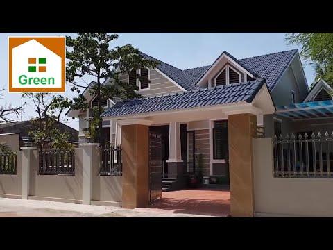 Nhà Đẹp | Mẫu Nhà Biệt Thự Vườn Đẹp Như Trong Tranh