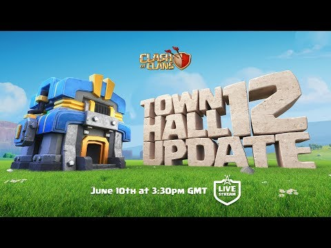 CoC - Town Hall 12 UPDATE Livestream