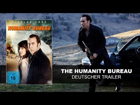 The Humanity Bureau (Deutscher Trailer) | Nicolas Cage | HD | KSM