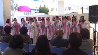 2019年12月15日イオン藤井寺Joyful Choirクリスマスコンサート Oh Happy Day