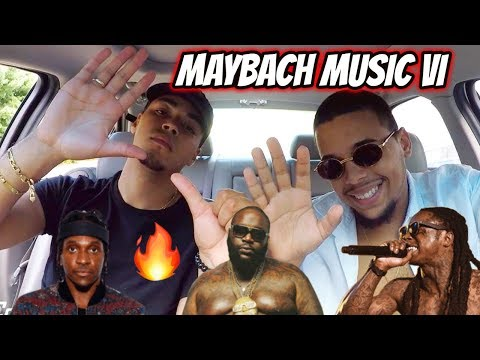 Rick Ross - Maybach Music VI (Ft. John Legend, Lil Wayne, Pusha T) BREAKDOWN REACTION REVIEW