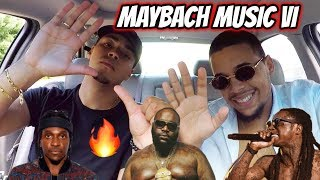 Rick Ross - Maybach Music VI (Ft. John Legend, Lil Wayne, Pusha T) BREAKDOWN REACTION REVIEW
