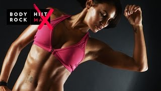 BodyRock HiitMax | Workout 2 - Burpee Fat Shread